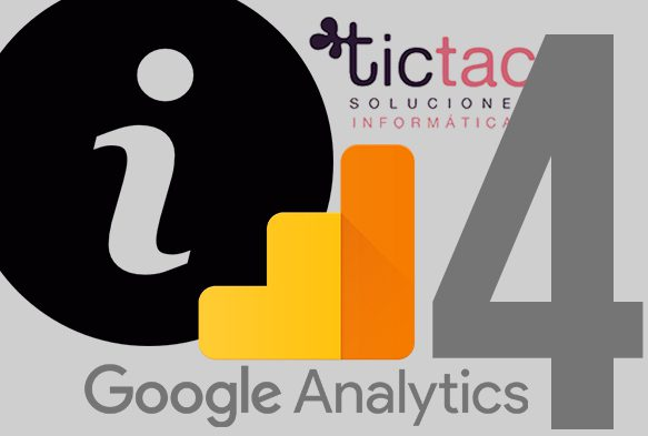 Google Analytics 4 Tictac Valladolid