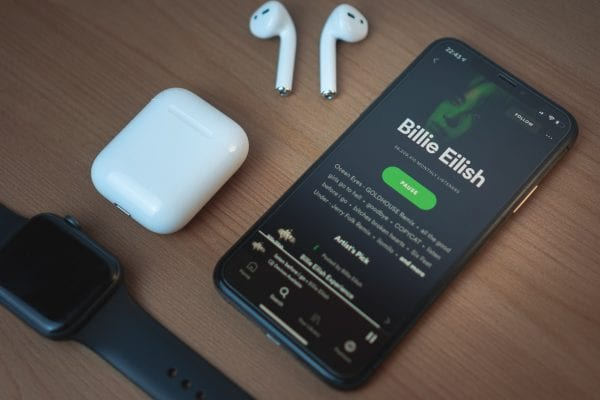 spotify tendencias marketing digital Tictac Valladolid